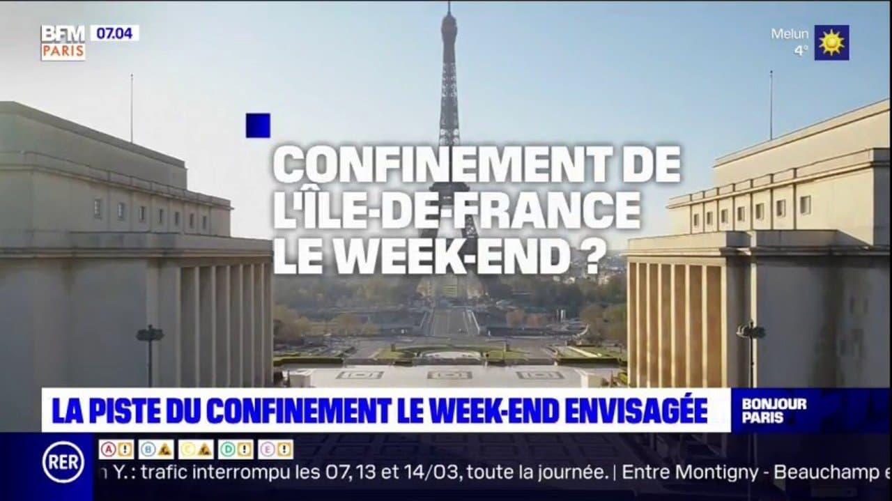Piste du confinement en Île-de-France : la vigilance renforcée pourrait-elle engendrer des mesures strictes ?