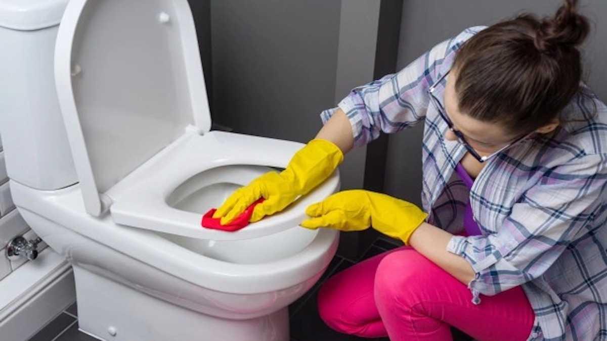 Nettoyage des toilettes : les pires erreurs que vous avez tendance à commettre, voici quelques conseils